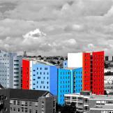 Block of colour