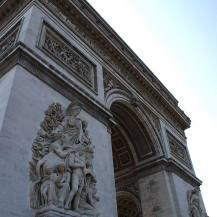 Paris 4 - Arc de Triomphe