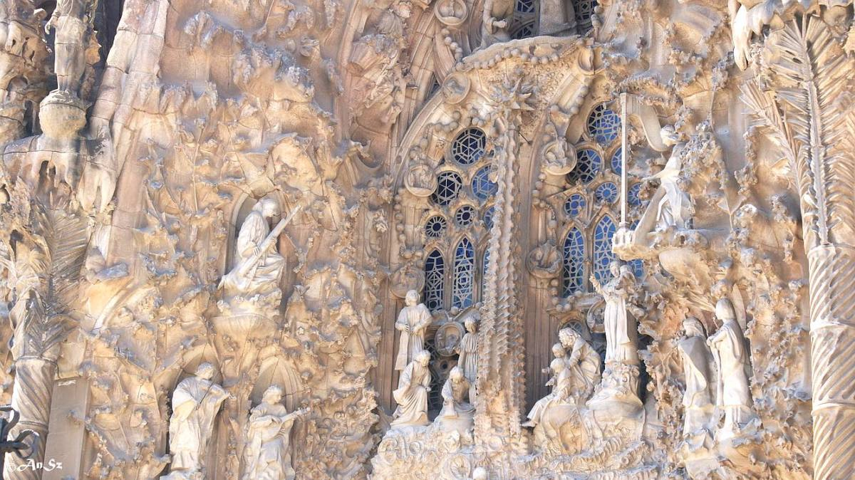 Barcelona 2 - Sagrada Familia