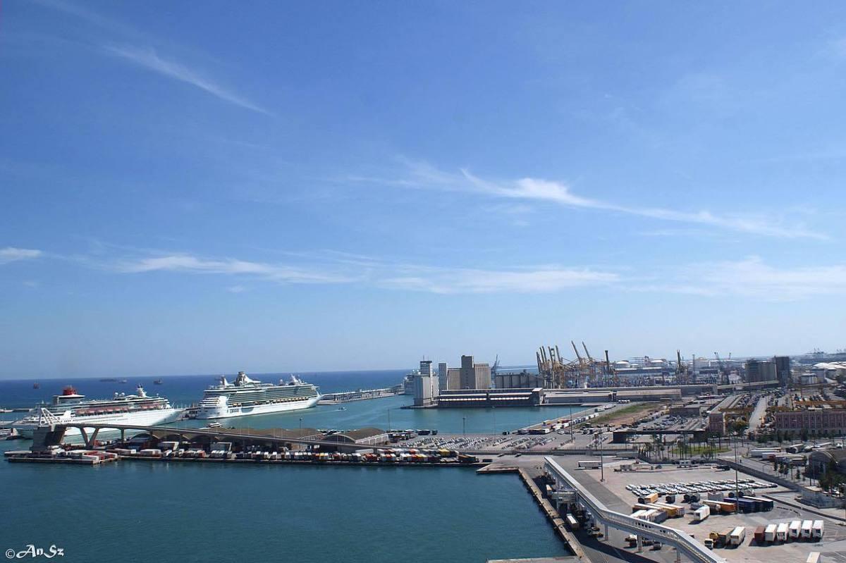 Barcelona 4 - view