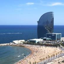 Barcelona 7 - beach