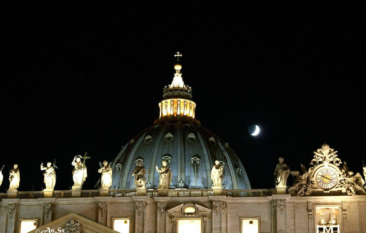 Rome 12 - night time