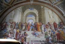 Rome 1 - Michelangelo Sistine chapel