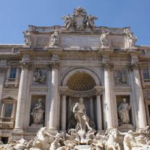 Rome 2 - Trevi fountain