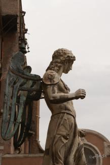 Rome 11 - the angel inside