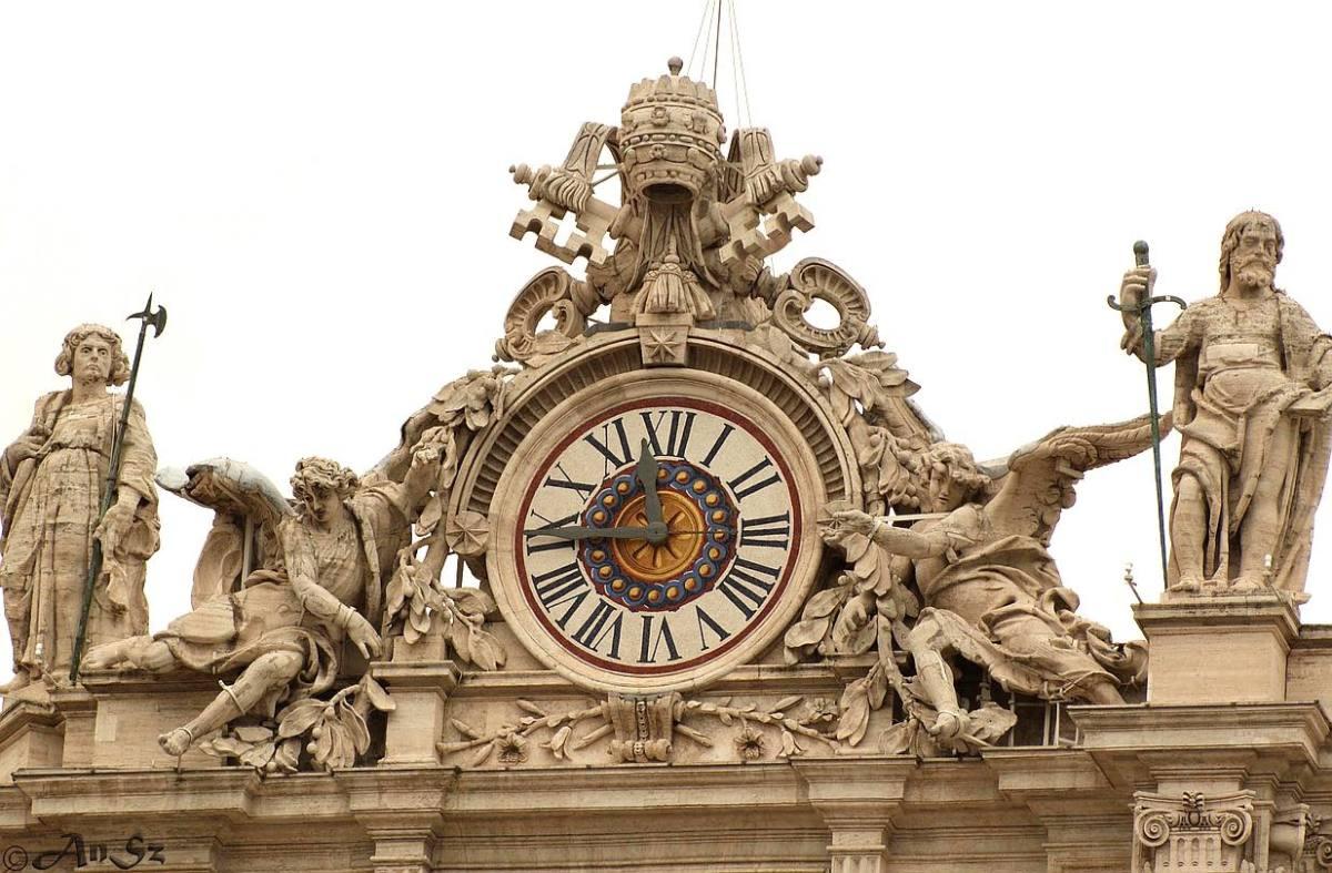 Rome 19 - time flies
