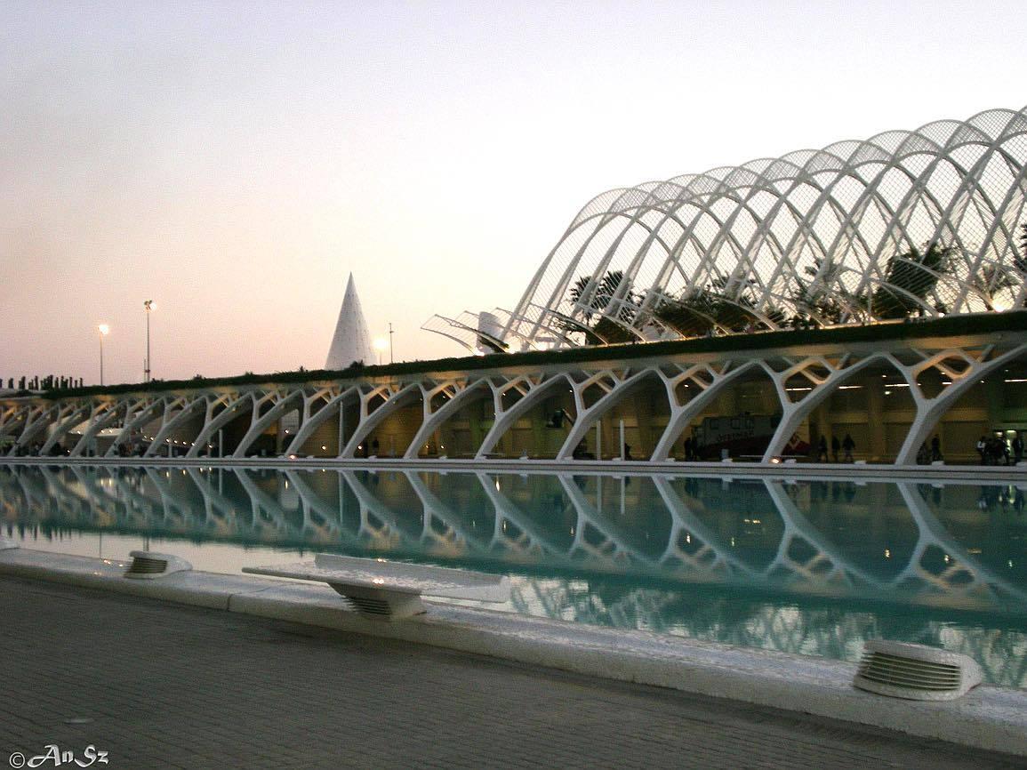 Valencia 2 - City of arts and sciences