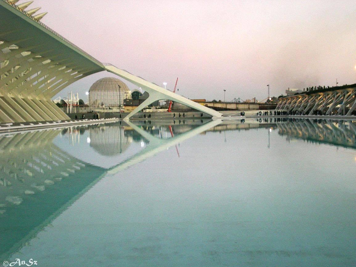 Valencia 3 - City of arts and sciences