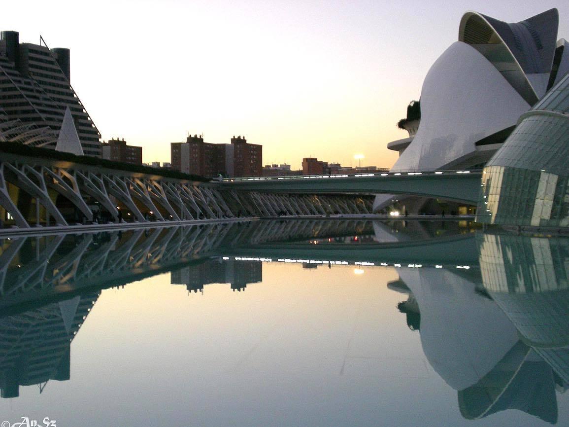 Valencia 4 - City of arts and sciences