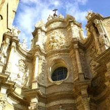 Valencia 7 - my favourite church