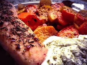 Baked salmon3