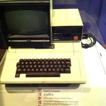 old school apple