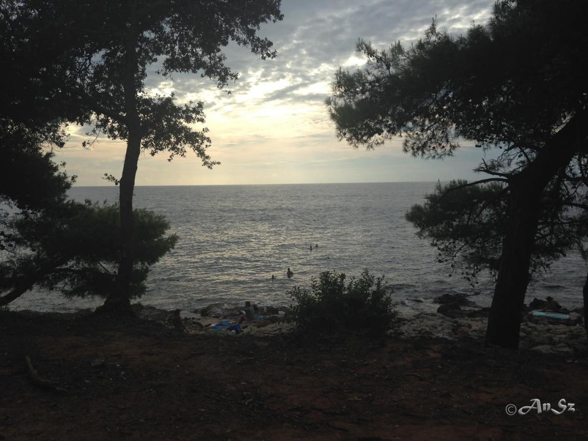 Croatia 6 - late swim