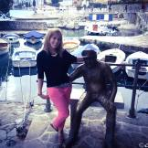 Croatia 8 - my new friend