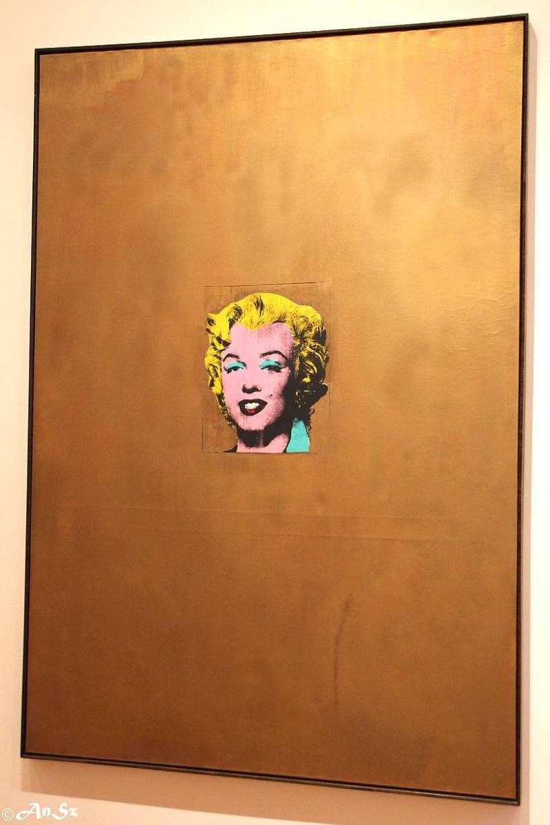 MOMA and Marilyn Monroe