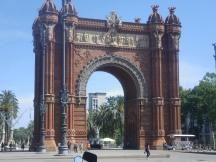 Barcelona 17 - Arc de Triomf