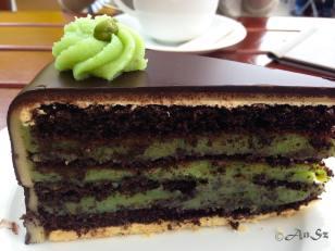 Mozart cake yum