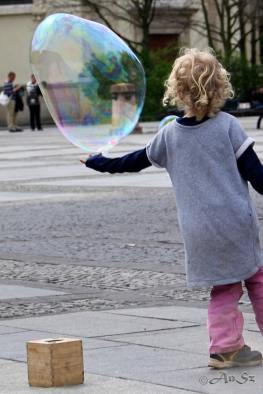 bubbles in Berlin 2